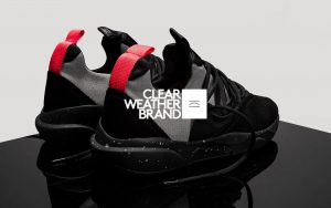 We introduce a new limited edition Cloud Stryk Black Pavement sneaker release from Clearweather Brand on thedrop.com.