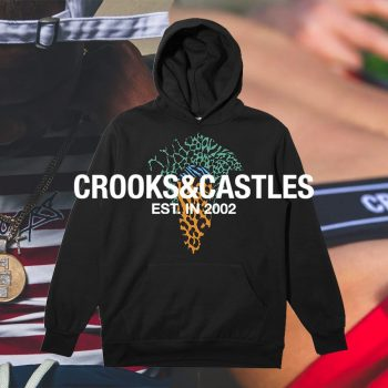 We share a 2020 spring collection of hoodies and t-shirts from streetwear brand Crooks & Castles now featured on the drop.com.