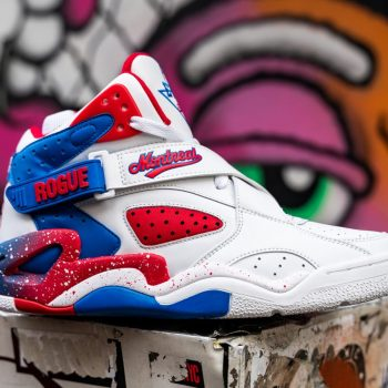 New limited edition Montreal Canada inspired sneaker Ewing Athletics now featured on TheDrop.com.
